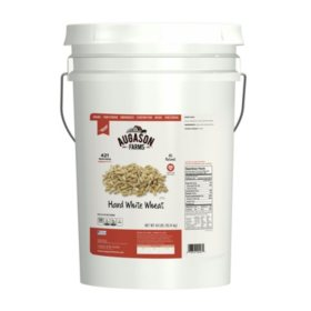 Augason Farms Hard Red Wheat Pail (40 lbs.)