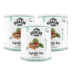 Augason Farms Vegetable Stew Blend (33 oz., 3 pk.)