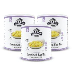 Augason Farms Scrambled Egg Mix (36 oz., 3 pk.)