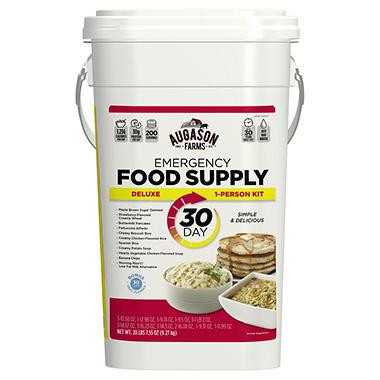 Emergency Foods & Supplies