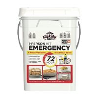 Augason Farms 72-Hour 1-Person Emergency Food and Gear Kit