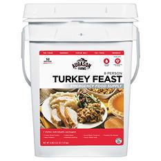 Augason Farms Emergency Food Supply Turkey Feast Pail