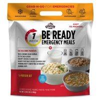 Augason Farms Be Ready 1-Week 1-Person Emergency Food Supply
