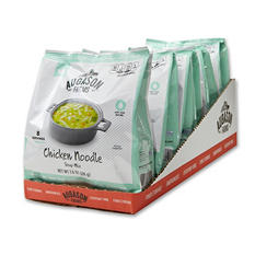 Augason Farms Pantry Pack, Chicken Noodle Soup (6 Pouches)