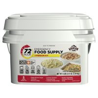 Augason Farms Emergency Food Supply (72-Hours 1-Person) QSS PLUS Certified