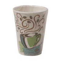 Dixie PerfecTouch Individually Wrapped Insulated Paper Cups, 1000 ct. (Various Sizes)