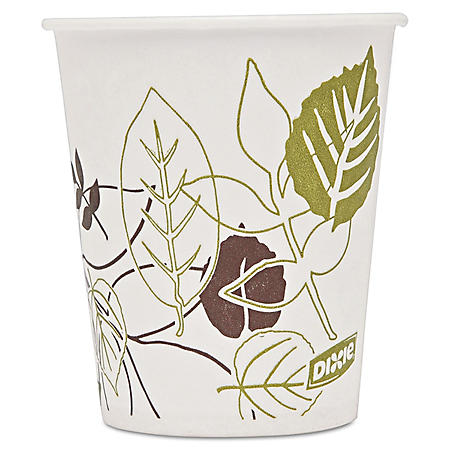 Dixie Poly Coated Paper Cold Cup, 5oz, 1200 Count (5PWS)