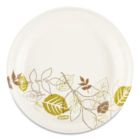 "Dixie Paper Plates, Medium Weight, 8 1/2"" (500 ct.)"