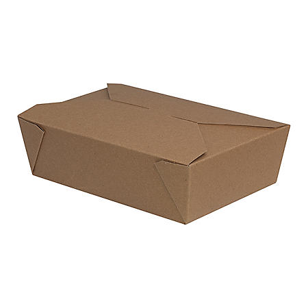 Dixie® Reclosable Food Takeout Container (Various Sizes)