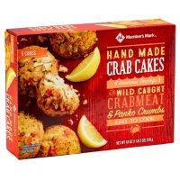 Member's Mark Handmade Crab Cakes (18 oz.)