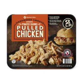 Member's Mark Seasoned Pulled Chicken (2 lbs.)
