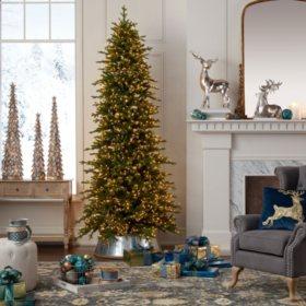 Member S Mark 9 Ft Sherman Spruce Christmas Tree Sam S Club