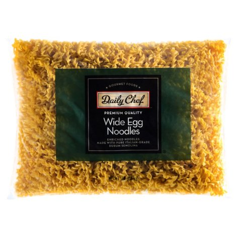 Daily Chef Wide Egg Noodles (5 lb.)