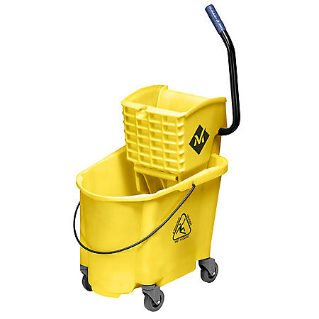 Member's Mark Commercial Mop Bucket with Wringer (36 qt.)