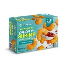 Member's Mark Popcorn Shrimp (2 lbs.)