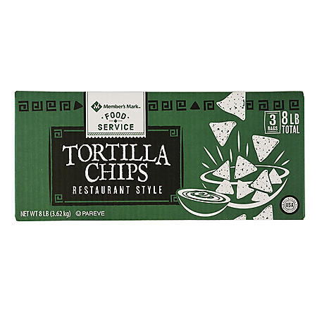 Member's Mark Restaurant Style Tortilla Chips (48 oz., 2 ct.)