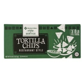 Member's Mark Restaurant Style Tortilla Chips (48 oz., 2 ct.)