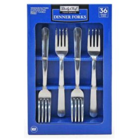 Daily Chef Dinner Fork (36 ct.)