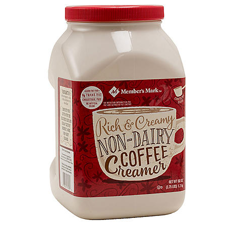 Member's Mark Rich and Creamy Non-Dairy Creamer (60 oz.)