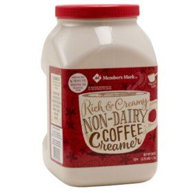 Member's Mark Rich and Creamy Non-Dairy Creamer (60 oz.)