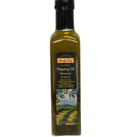 Daily Chef Balsamic & Herb Dipping Oil - 8.6 oz.