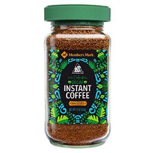Daily Chef 100% Colombian Decaffeinated Freeze Dried Coffee - 12 oz.