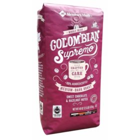 Member's Mark Colombian Supremo Whole Bean Coffee (40 oz.)