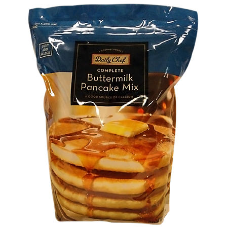 Daily Chef Complete Buttermilk Pancake Mix - 10 lb.
