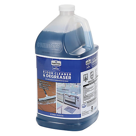 Member's Mark Commercial Floor Cleaner and Degreaser, 1 gal. (Choose Pack Size)