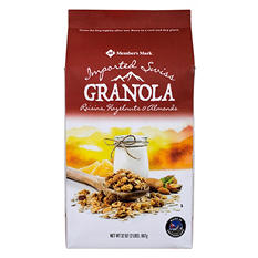 Member's Mark Swiss Granola Cereal (32 oz.)