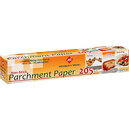 Member's Mark Nonstick Parchment Paper, 205 sq. ft.