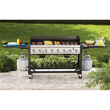 Members Mark 8 Burner Event Grill with 116,000 BTUs