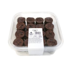 Member's Mark Mini Brownie Bites (48 ct.)