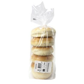 Member's Mark Plain Sliced Bagels (6 ct.)