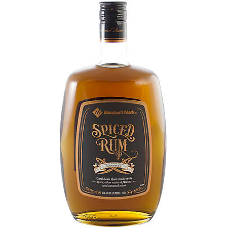 Member's Mark Spiced Rum (1.75 L)