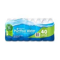 Member's Mark Purified Water (16.9 fl. oz., 40 pk.)