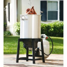 Member's Mark Turkey Fryer - 36 qt.