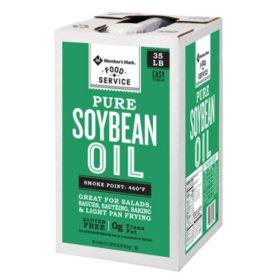 Member's Mark Pure Soybean Oil (35 lbs.)