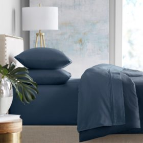 Member's Mark 450-Thread Count Sheet Set (Assorted Colors and Sizes)