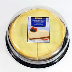 Daily Chef New York Style Cheesecake (54 oz.)