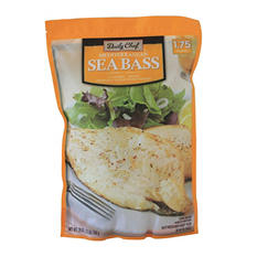 Daily Chef Mediterranean Sea Bass (28 oz.)