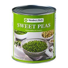 Member's Mark Sweet Peas (105 oz. #10 can)