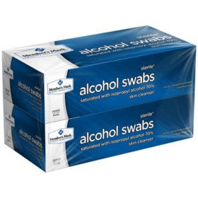 Member's Mark Alcohol Swabs (800 ct.)