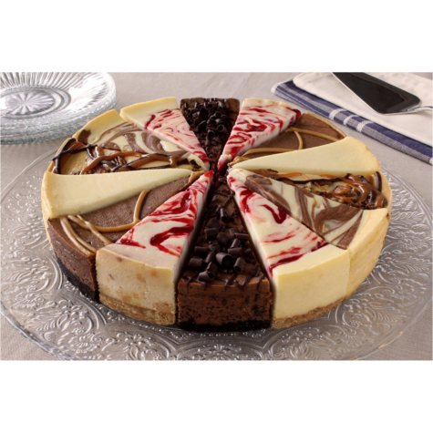 Member's Mark 7 Flavor Sampler Cheesecake (54 oz.)