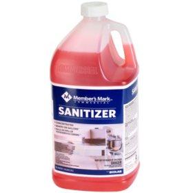 Member's Mark Commercial Sanitizer (128 oz.)