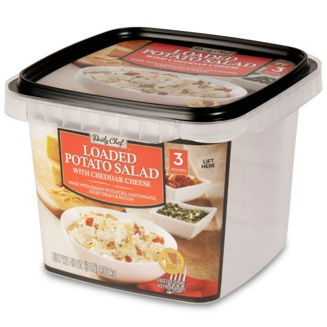 Daily Chef Loaded Potato Salad (48 oz.)