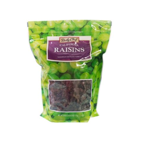 Daily Chef California Raisins (60 oz. pk.)