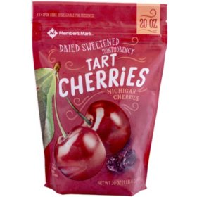 Member's Mark Dried Montmorency Tart Cherries (20oz.)