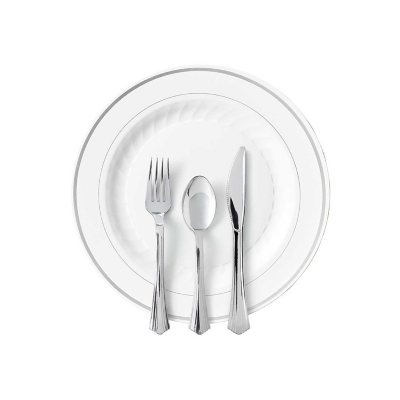 Disposable Tableware for Pickup