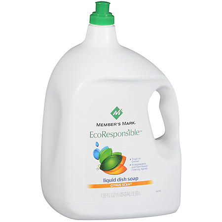 Member's Mark® EcoResponsible Dish Soap - 135 oz